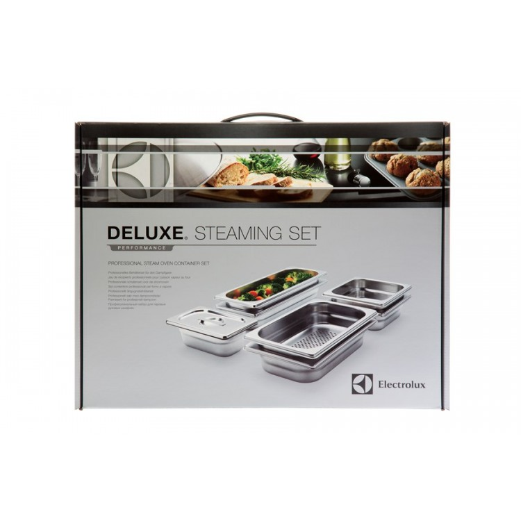 Electrolux DELUXE STEAMING SET